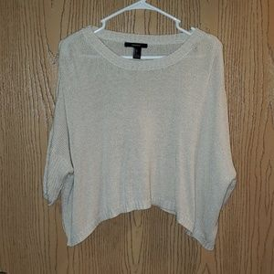 Forever 21 Sweaters - Crop Sweater